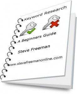 keyword research a beginners guide
