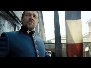 Russell Crowe Les Miserables Perfomance