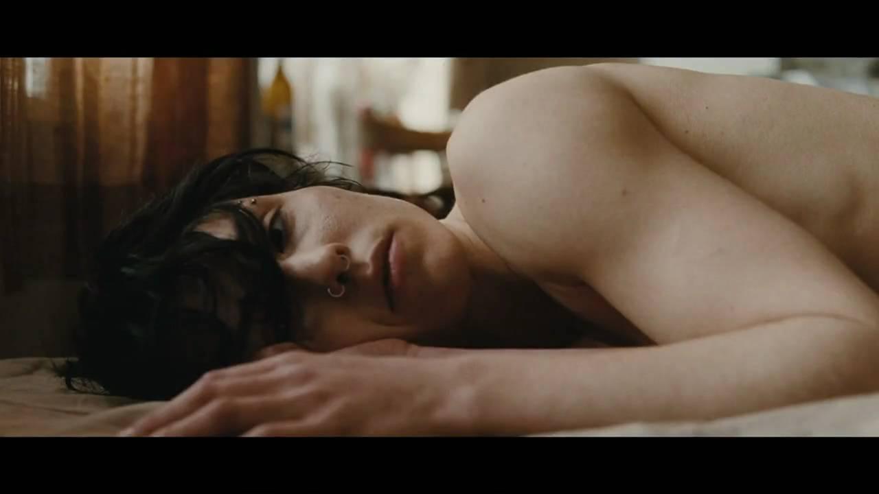 Girl with dragon tattoo nude you