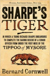 The Sharpe Series Books By Bernard Cornwall Reviewed By Steve Freeman