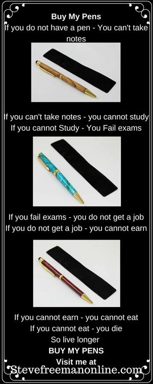 buy my pens