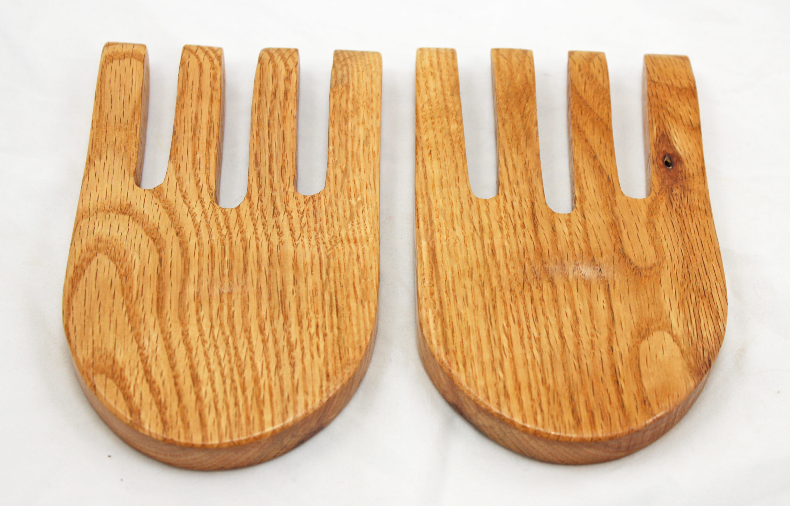 Bear Claw Salad Servers