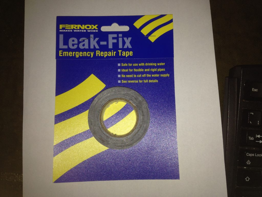 Fernox Leak Fix Emergency Repair Tape