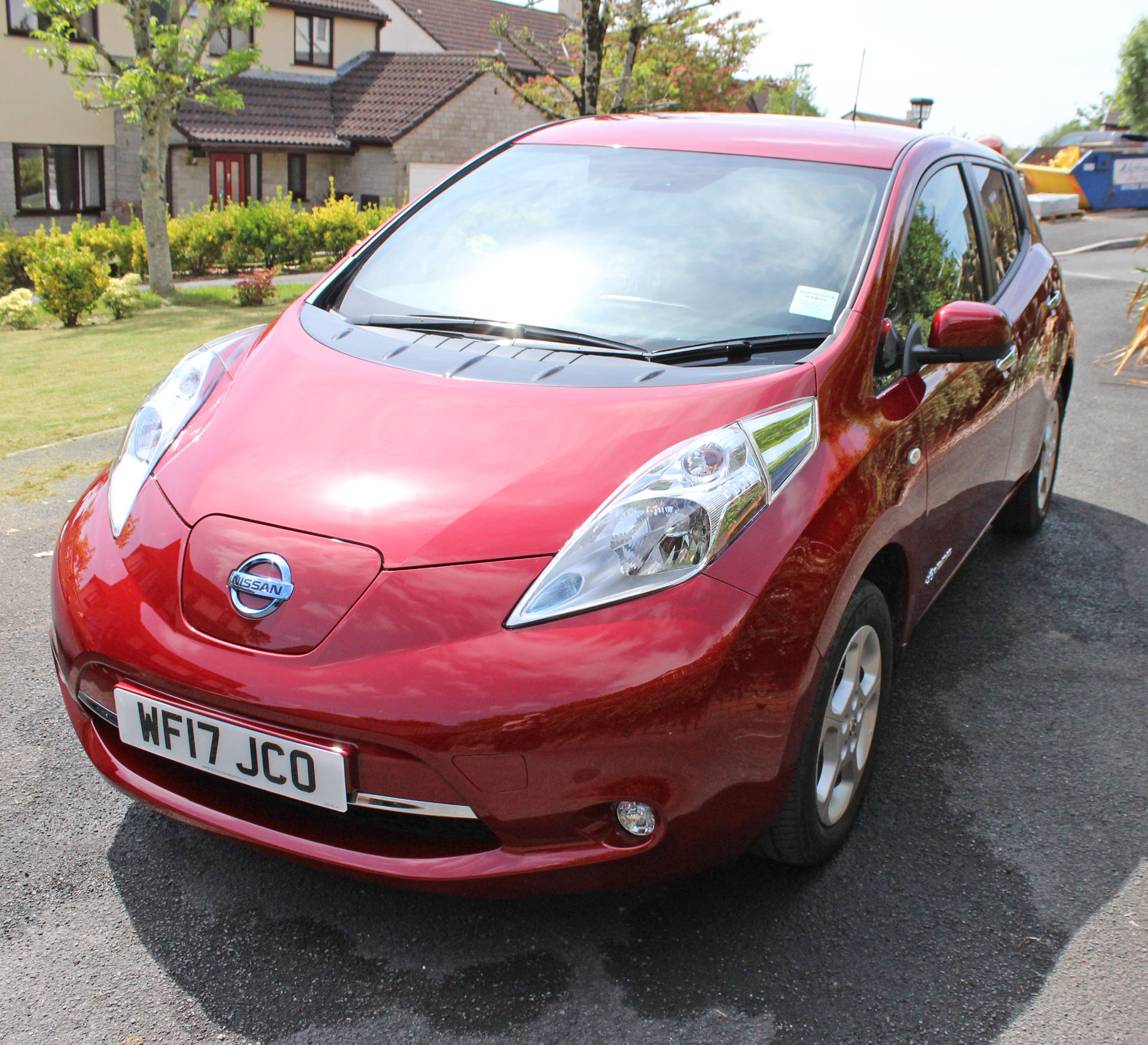 Nissan Leaf Review By Owner Steve Freeman