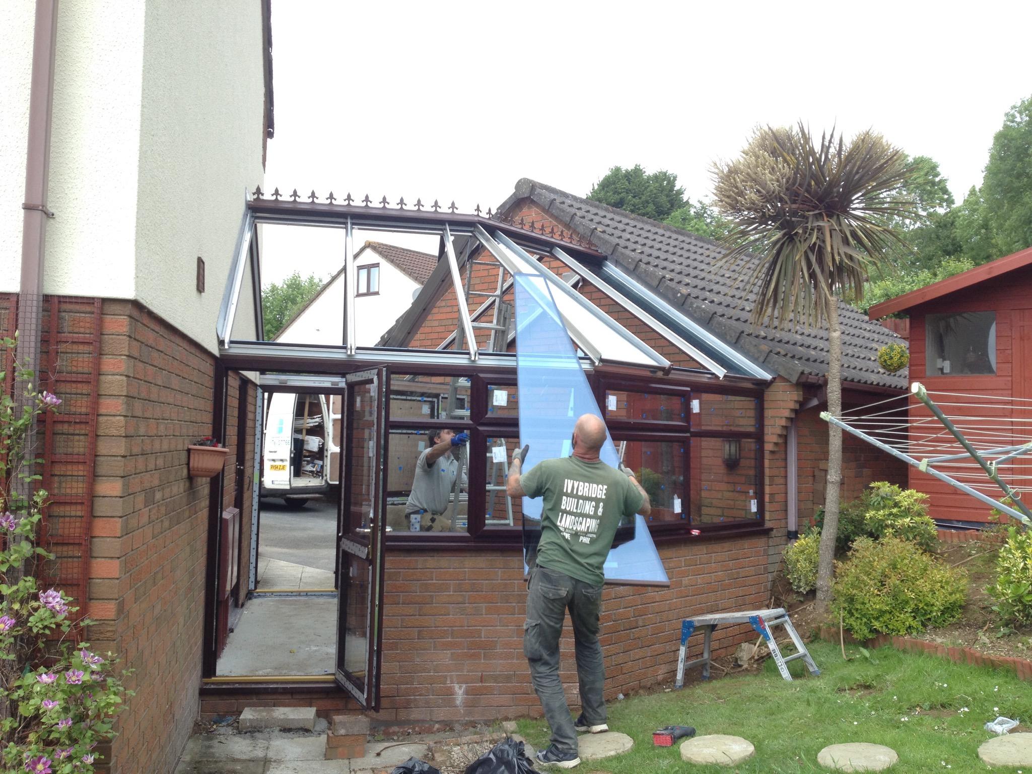 Building Extension Ivybridge