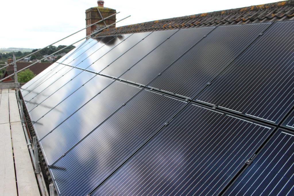 Solar Panels Devon Totnes Energy Plus Nissan Leaf 4