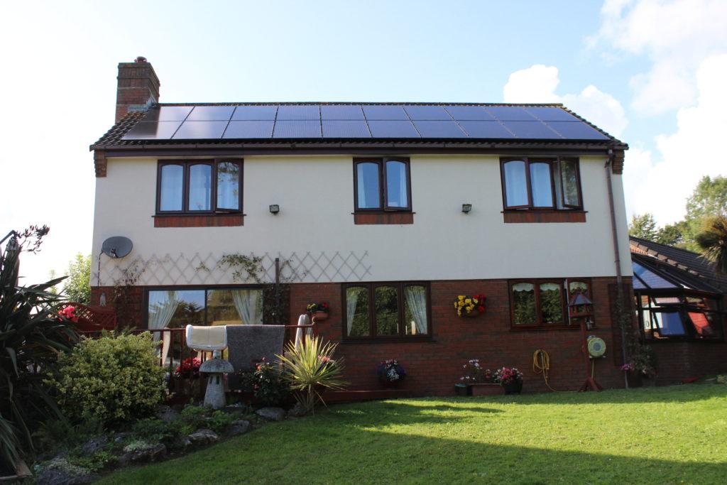Solar Panels Devon Totnes Energy Plus Nissan Leaf 10