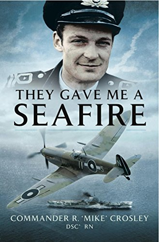 They Gave Me A Seafire Book Review